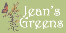 Jean's Greens Herbal Tea Works & Herbal Essentials!